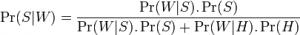 Bayesian Filtering Formula